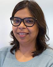 Saipriya Sarangan headshot