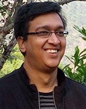 Abhishek Gupta headshot