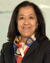 Lubna Olayan headshot
