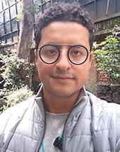 Oscar Nevarez headshot