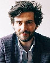 Nicolas Goudy headshot